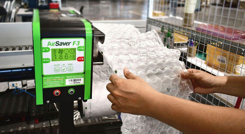 包裝材料 緩衝包材 製造機