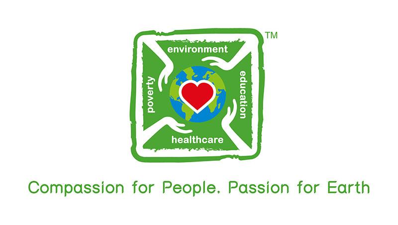 環佳科技核心價值:熱愛地球、關懷世人