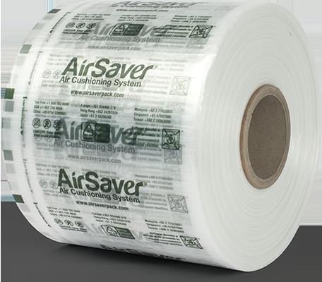 AirSaver氣墊膠卷